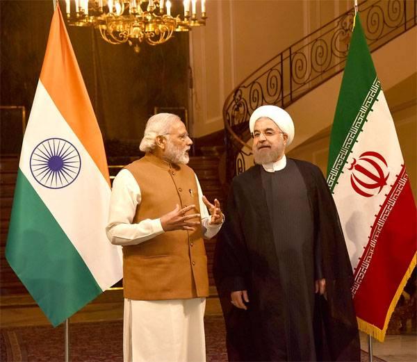 Die Annäherung von Iran und Indien?