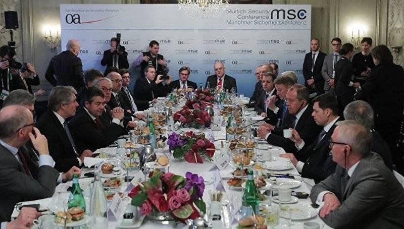Der deutsche Außenminister nannte die Bedingungen für die Aufhebung der Sanktionen gegen Russland