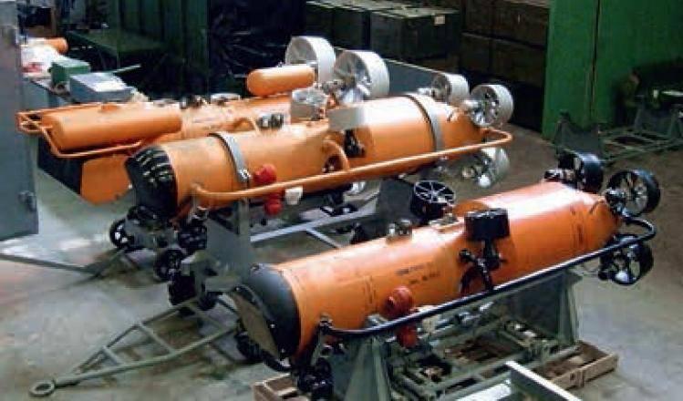 Russische Marine. Ein trauriger Blick in die Zukunft: eine Minenkatastrophe