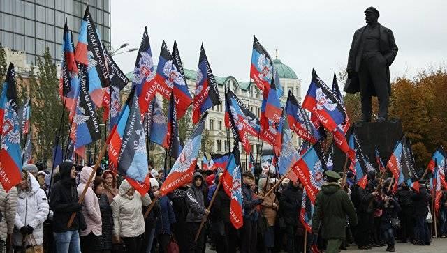 Se espera que una delegación de Alemania y Noruega llegue a Donetsk.