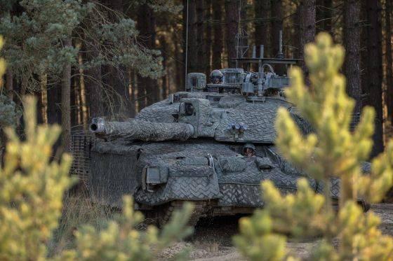 """Britischer Traum von """"Prokhorovka"""" auf den Feldern Europas"""