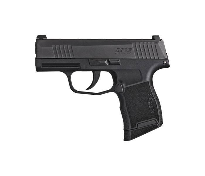 新しい2018武器:Sig Sauer P365小型ピストル