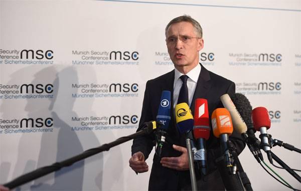 斯托尔滕贝格:俄罗斯正在发动军备竞赛