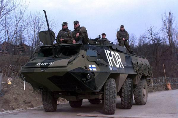 Minsk und Helsinki sind bereit, ihre Friedenstruppen nach Donbass zu schicken