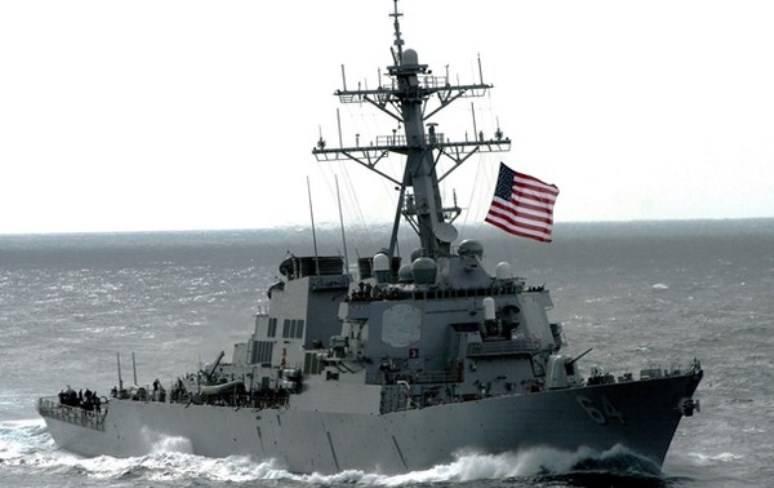 В Черное море вошел второй американский эсминец