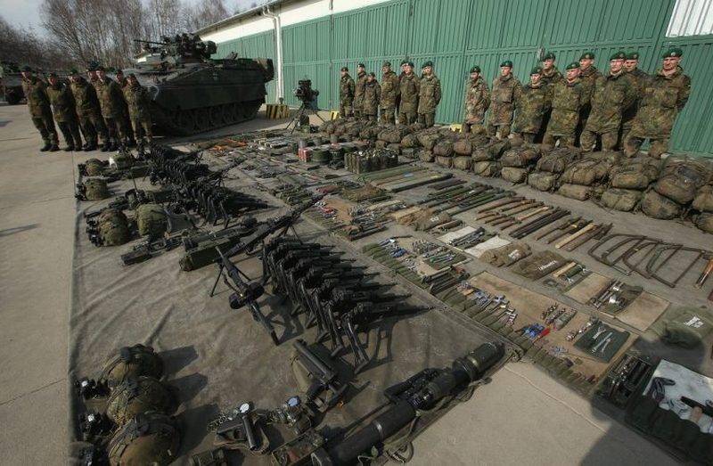 Попытка устрашения РФ обезоружила военную оборону Германии— Welt