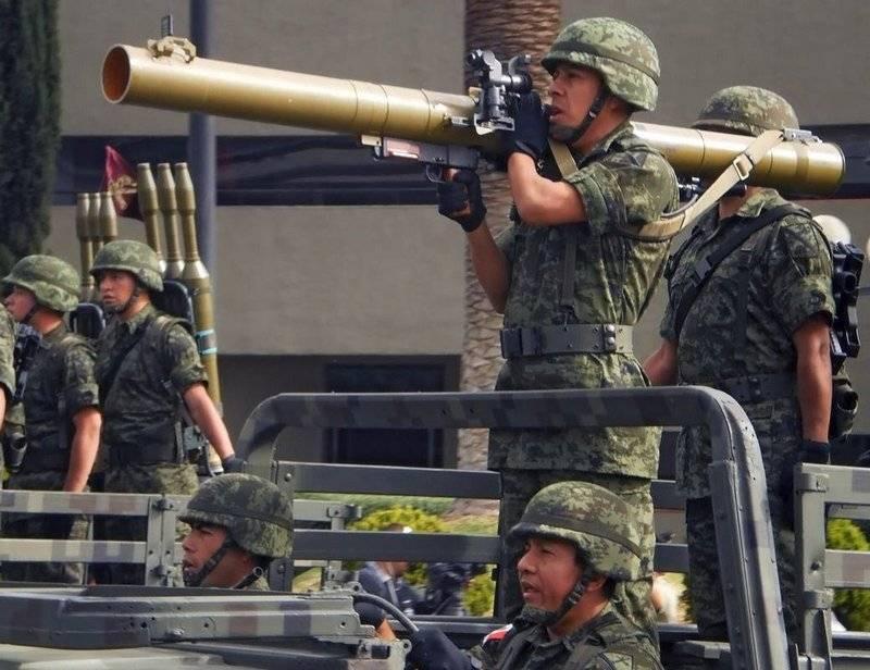 """Die mexikanische Armee liebt russische """"Vampire"""" sehr"""