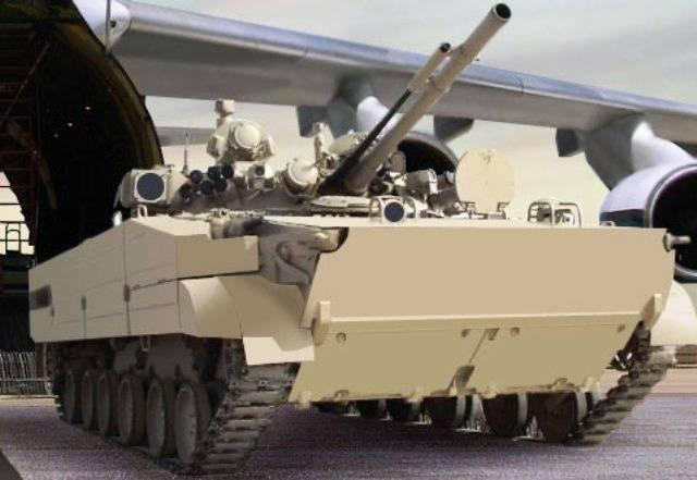 Первая партия БМП-3 уже в Ираке?