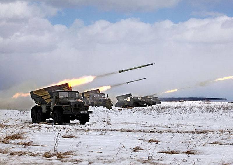 В ЦВО прошли состязания артиллеристов