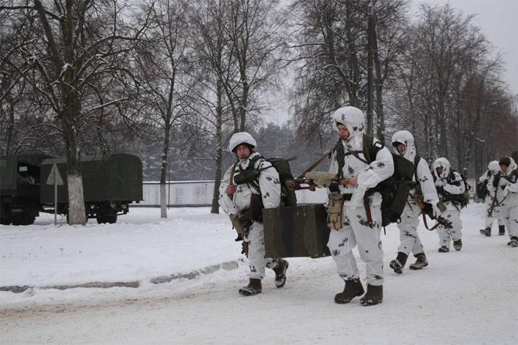 Kiev: Não haverá soldados de paz da Bielorrússia no Donbass até que haja a OTAN