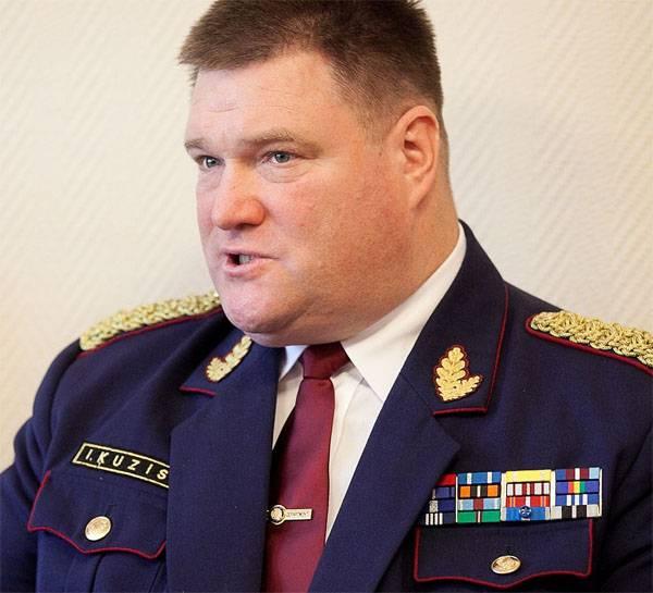 Forças Especiais Formadas Suprimidas Na Letónia