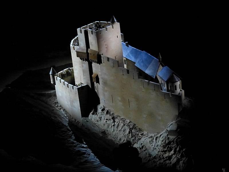Замки Перигора, один за другим… (часть первая)