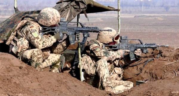 Германия втрое увеличит число военных для участия вучениях НАТО
