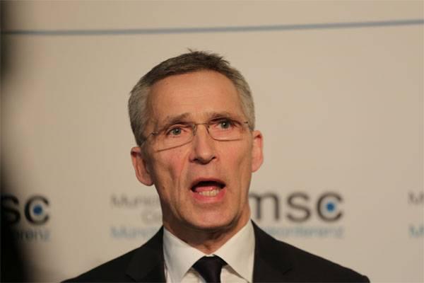 Stoltenberg: A OTAN estará presente no Ártico para defesa
