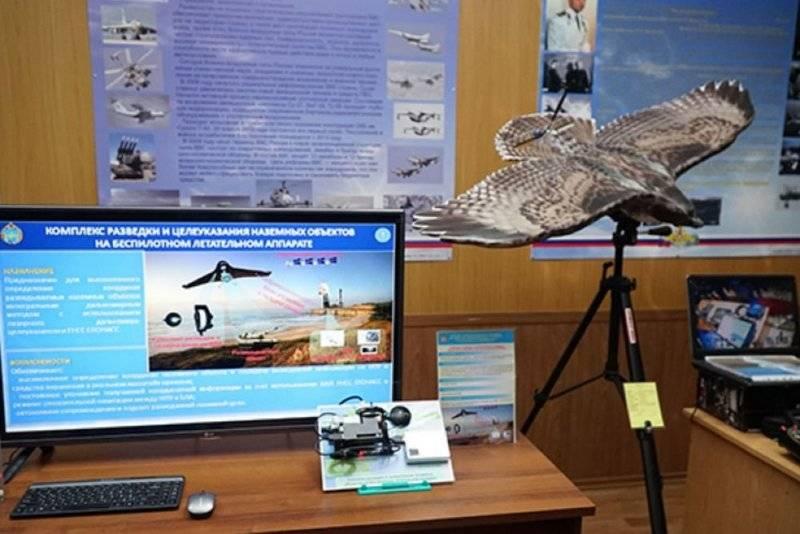 Russische Drohnenvögel haben die USA gestört