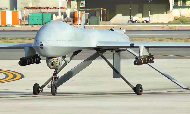 美国空军注销了所有Predator震动无人机