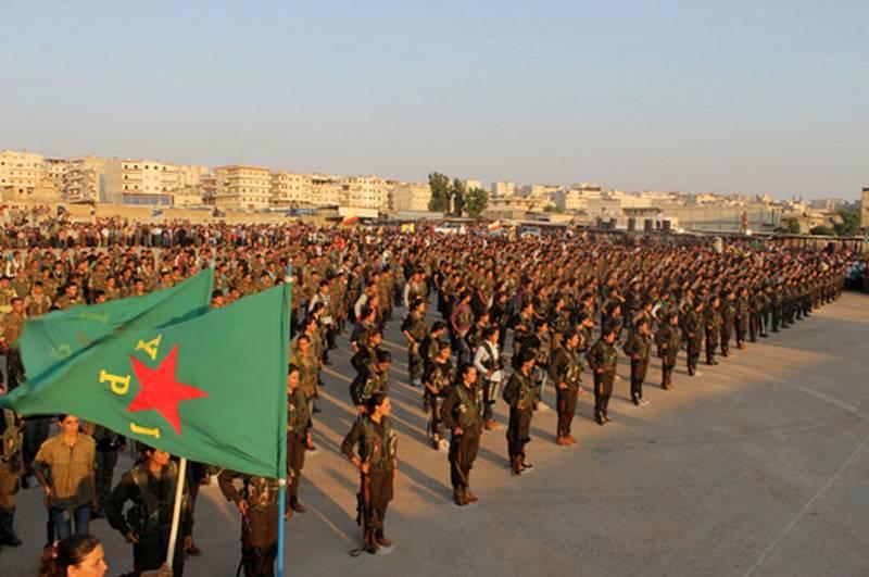 Ankara ist überrascht über den Vorschlag des Pentagons, die YPG zum Kampf gegen die PKK zu entsenden