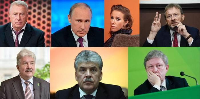 президенты россии
