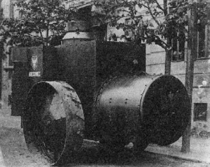 Бронеавтомобиль Kresowiec (Польша)