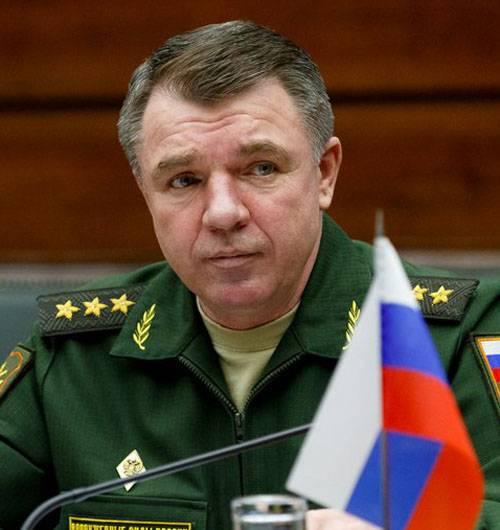 Russlands Verteidigungsministerium nannte gefälschte Veröffentlichung über den Wechsel des Kommandanten der Gruppierung der Truppen in der Sonderverwaltungszone