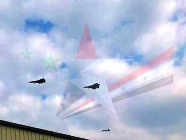 Los aviones Su-57, Su-35С y А-50У fueron transferidos a la base de Khmeimim