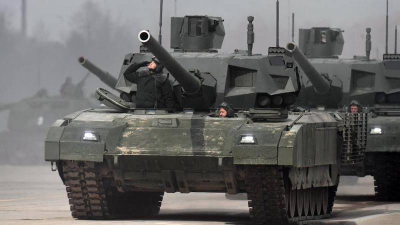 """""""Rostec"""": T-14 """"Armata"""" nın ön testleri bu yıl tamamlanacak"""
