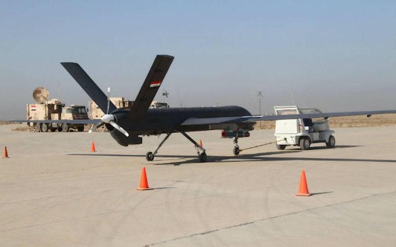 USA sorgen sich um die Fähigkeiten chinesischer UAVs