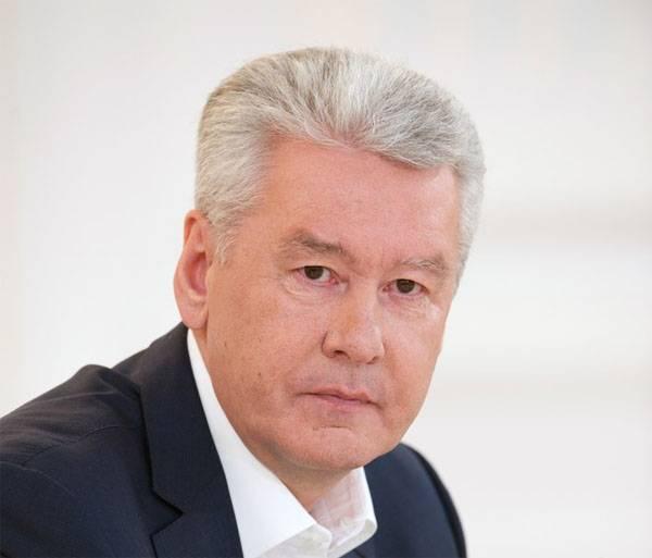 Sobyanin: Auf Ersuchen von Ksenia Sobchak in Moskau werden wir Boris Nemtsov einen Teller öffnen