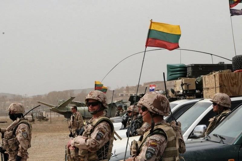 Литва увеличивает военное присутствие в Афганистане