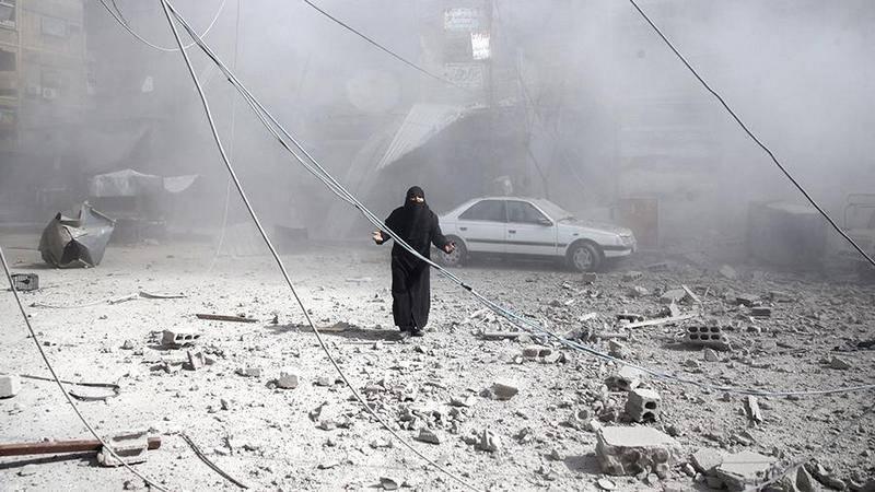 Коалиция во главе с США признала гибель 840 мирных жителей в Ираке и Сирии