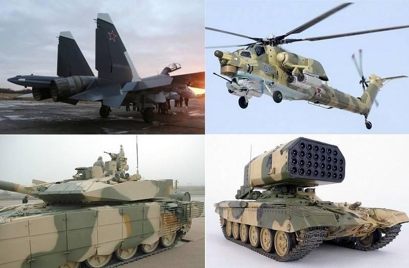 Schamanow: Russland hat in Syrien mehr als 200-Neuwaffen getestet
