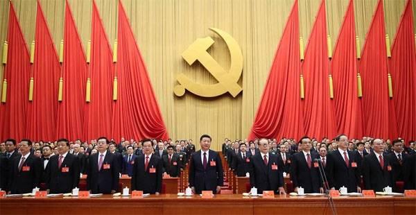 """Autoridades chinesas jurarão lealdade com as palavras de um """"grande estado socialista"""""""