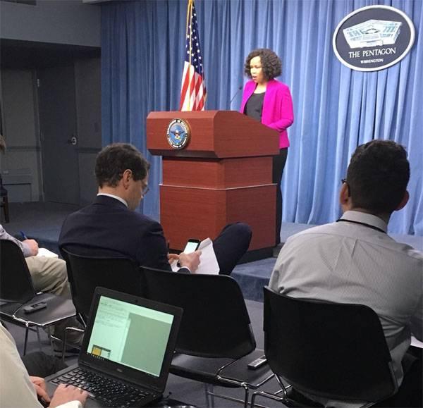 Пентагон: Мы не знаем, по кому нанесли удар в долине Евфрата, но точно не по ВС РФ