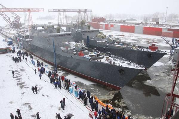 Небольшой ракетный корабль «Наро-Фоминск» заложат вТатарстане