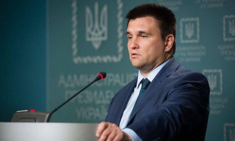 Климкин предупредил РФ о последствиях выборов в Крыму