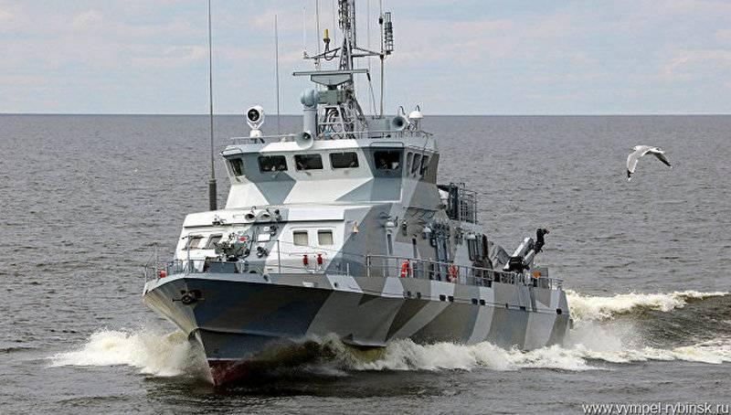 Anti-Sabotage-Boot SF zu Ehren von Oberst Fedyanin benannt
