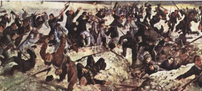 """""""Dreihundert Spartaner"""" des Zentralrats. Mythos und Wahrheit der Schlacht von Kruty"""
