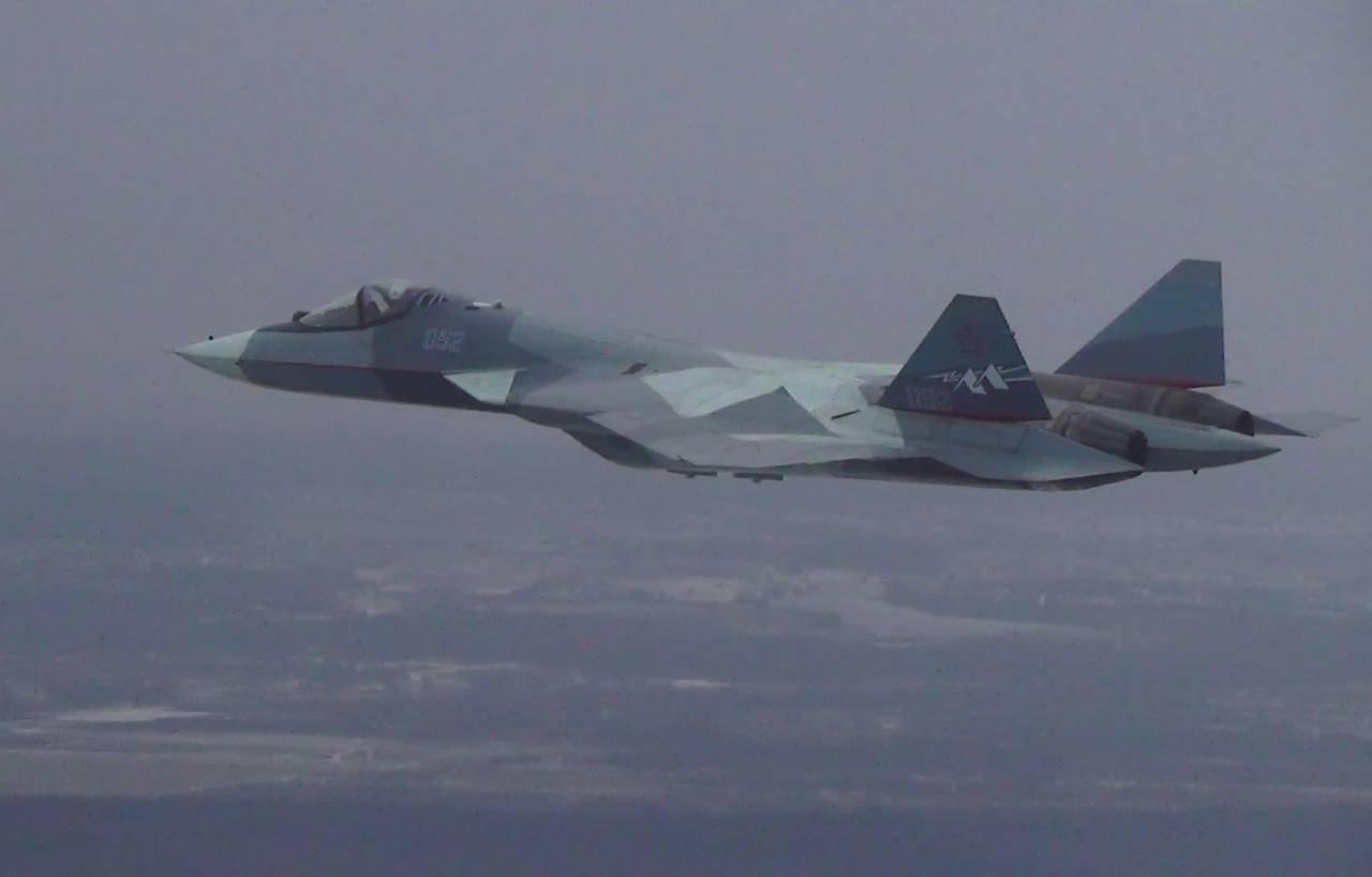 Израильский спутник засек место стоянки Су-57 вСирии