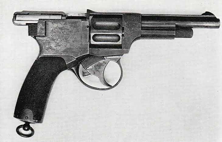 Landstad Automatik Revolver