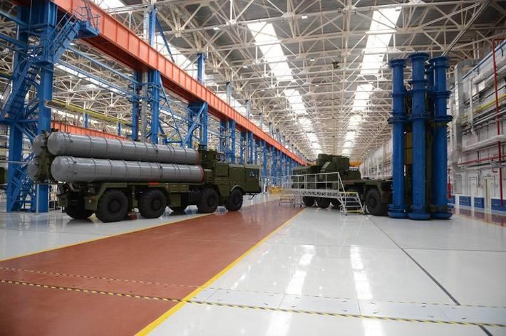 Нижегородский завод приступил к производству ЗРС С-500