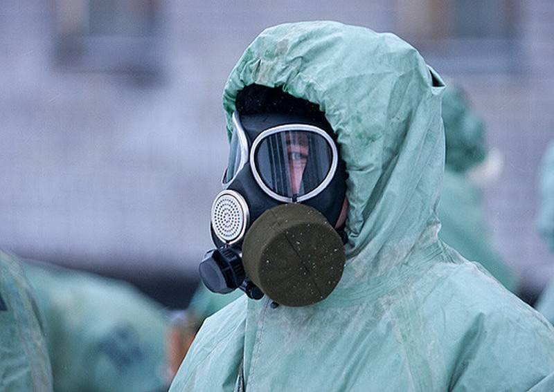 Масштабные  учения специалистов РХБ защиты начались в ЦВО