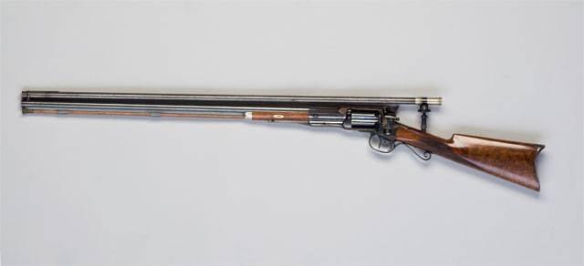 """""""Great Rifle US Drama"""" (Gewehre nach Ländern und Kontinenten - 7)"""