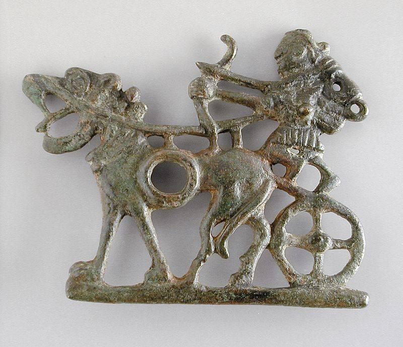 «Губительная и благодатная бронза» (Культура бронзового века – 2)