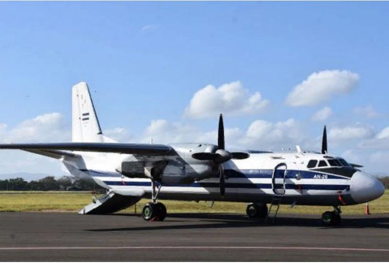 Россия передала Никарагуа два военно-транспортных самолета Ан-26