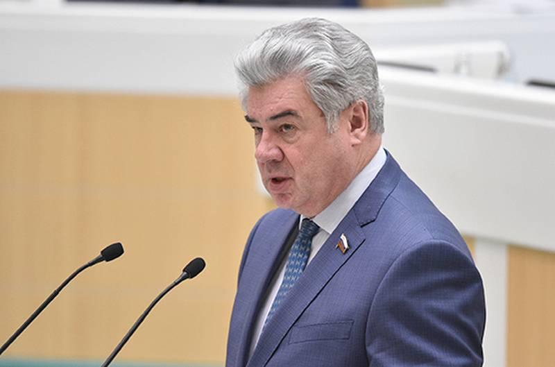 Bondarev a soutenu l'émergence d'un poste de contrôle permanent à l'aéroport de Saransk