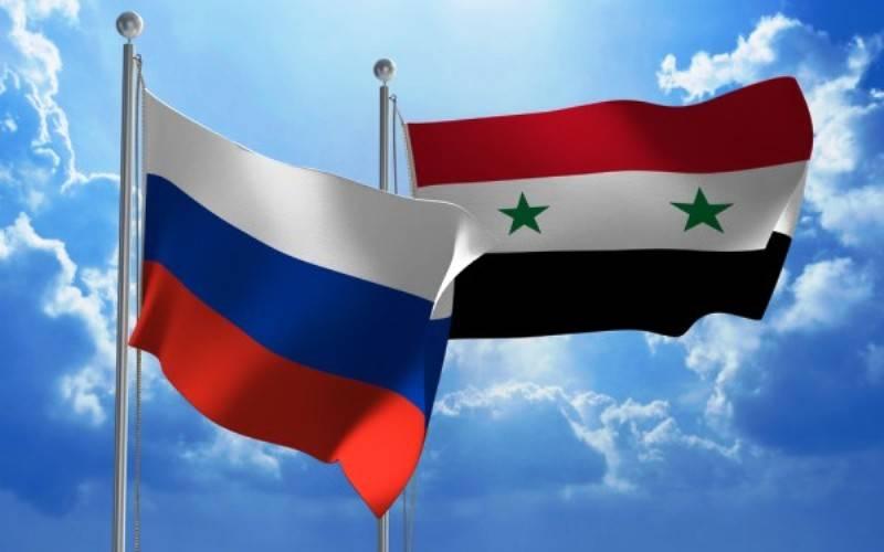 Moscou e Damasco pretendem aumentar o volume de negócios do comércio para US $ 2 bilhões