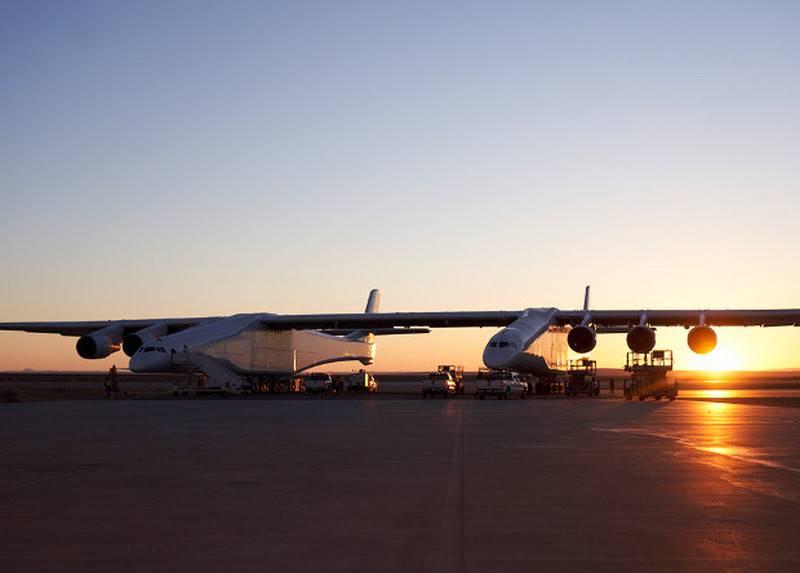 Il velivolo ad ala più lunga testato con un aliante completamente assemblato
