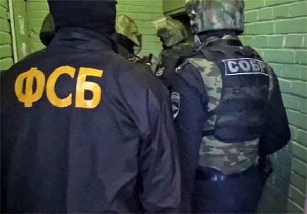 Сотрудники ФСБ произвели задержание членов экстремистской группировки в Калуге