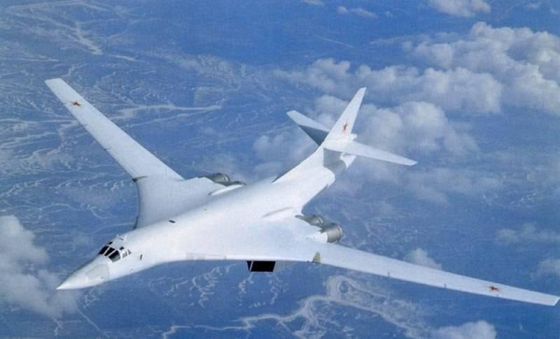 Der verbesserte Tu-160 wird mit einem stratosphärischen Sauerstoffsystem ausgestattet