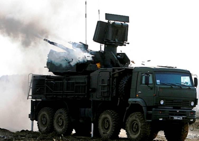 """Mehr als 20-t-Komplexe """"Pantsir-S"""" werden die Luftverteidigung Moskaus stärken"""